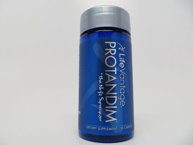Protandim -- a LifeVantage product