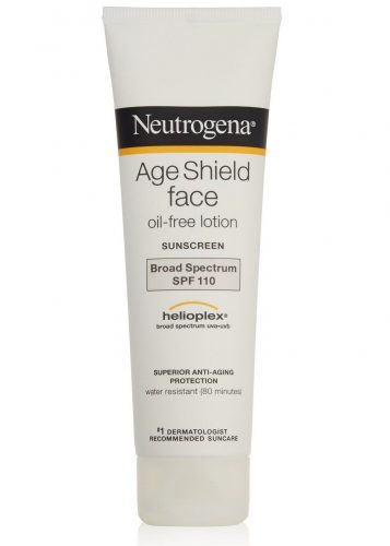 Neutrogena Age Shield Face Oil-Free Lotion Sunscreen