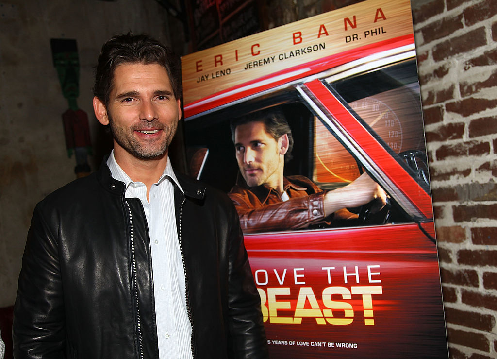 "Actor Eric Bana attends the after party for ""Love The Beast"""