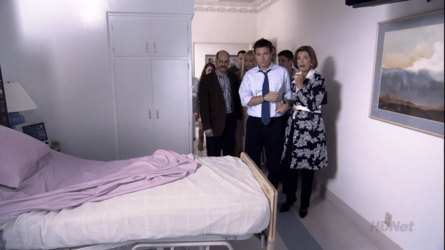 The Bluth family finds out what poor health care looks like -- even with health insurance