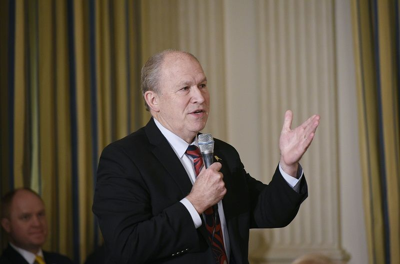 Alaska Governor Bill Walker