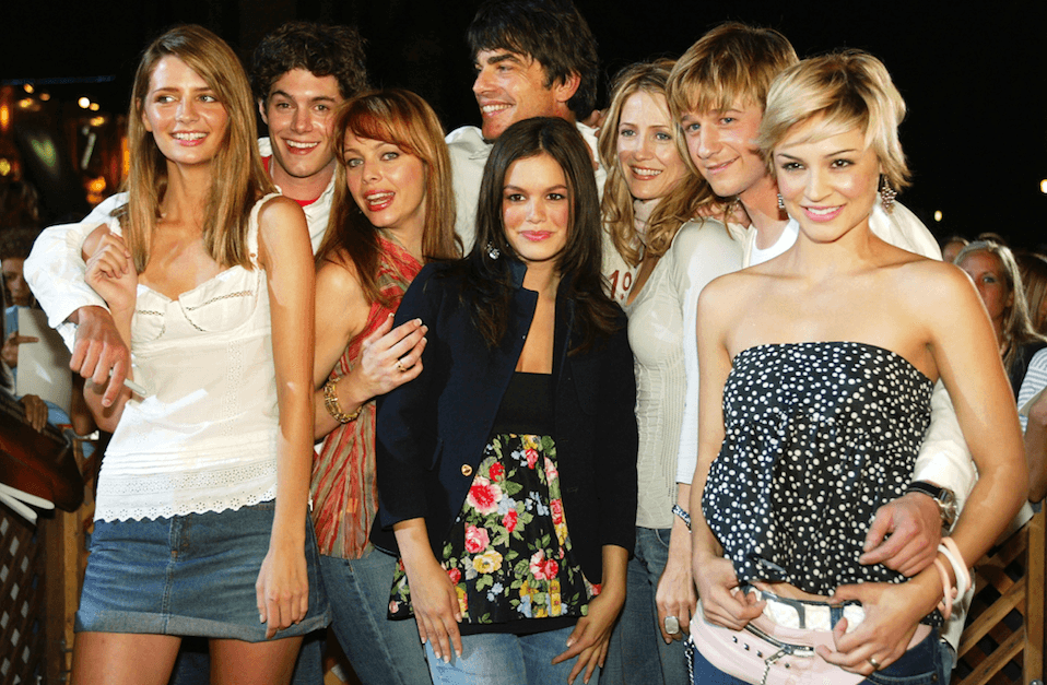 The OC, Rich, wealthy, young
