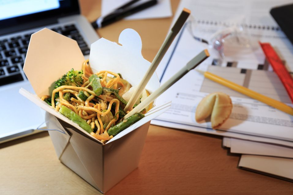 Can I Microwave Chinese Food Box