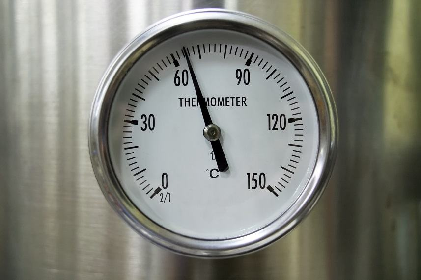Industrial thermometer