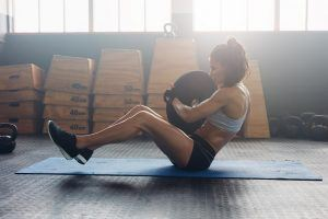 Sweat Your Way to Sculpted Abs With This 10-Minute, No Equipment Core Workout