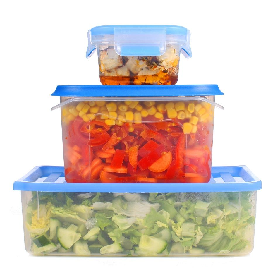 Food boxes storage