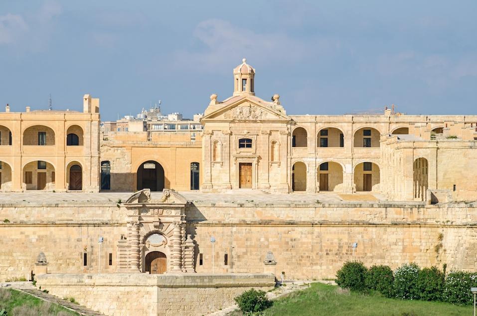 Fort Manoel in Valletta