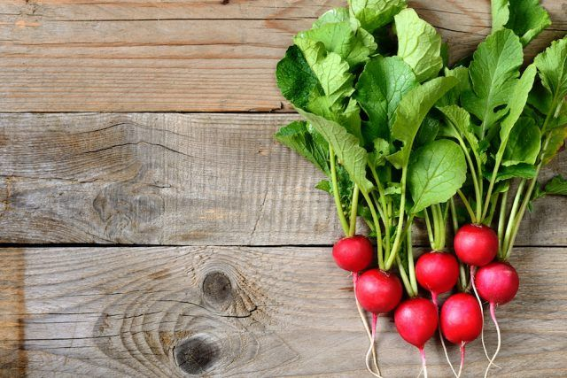 Cook radishes to change the texture and add seasoning for more flavor.