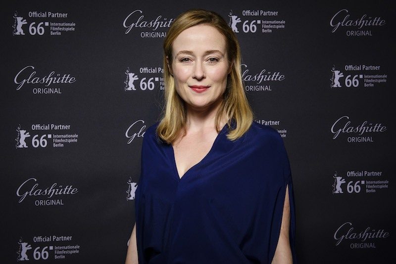 Jennifer Ehle attends the 'Quiet Passion Pre Premier