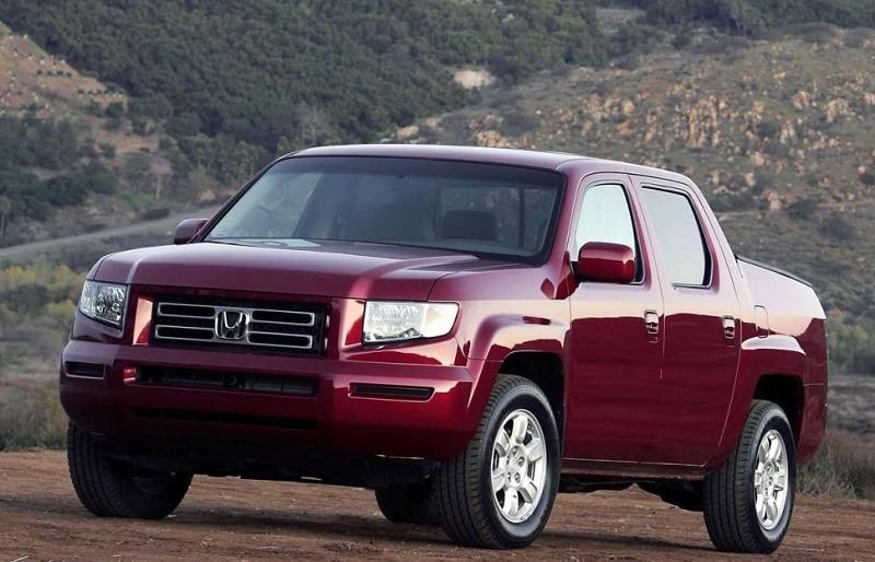 Ridgeline pickup 2009