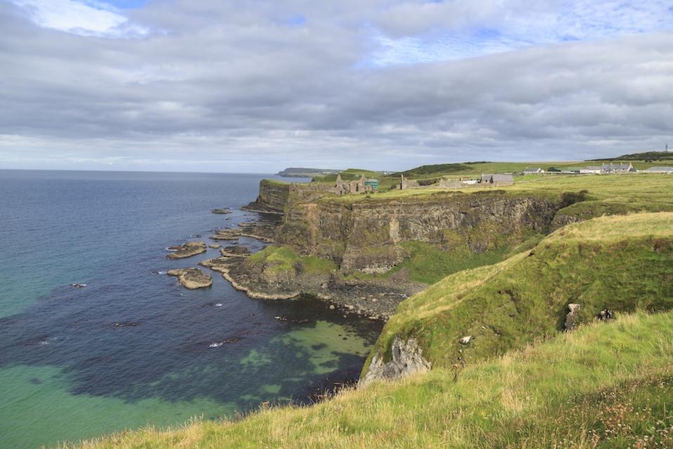 Irish landscape, Cliffs