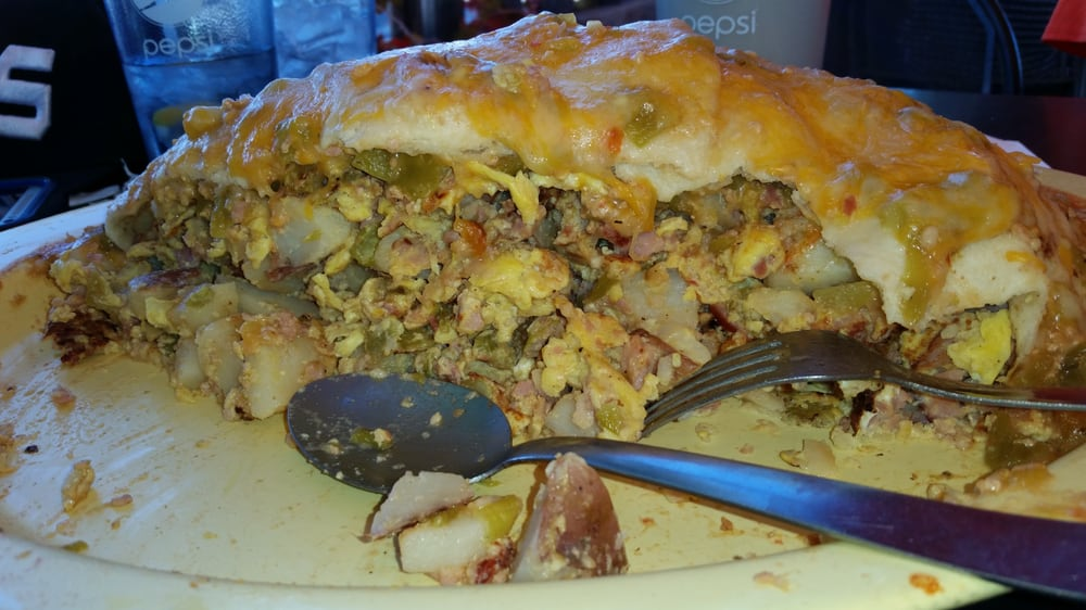 15 Of The Most Insanely Huge Food Challenges In America