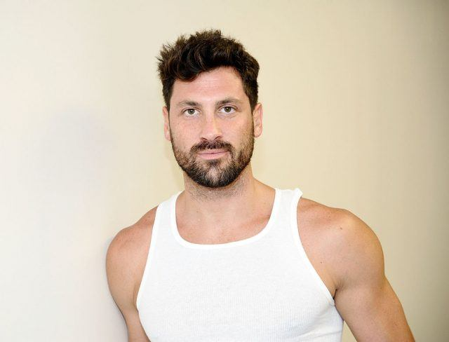 "Maksim Chmerkovskiy Rehearses For ""Forever Tango"" On Broadway."