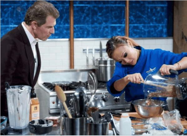 Celebrity chefs cooking shows