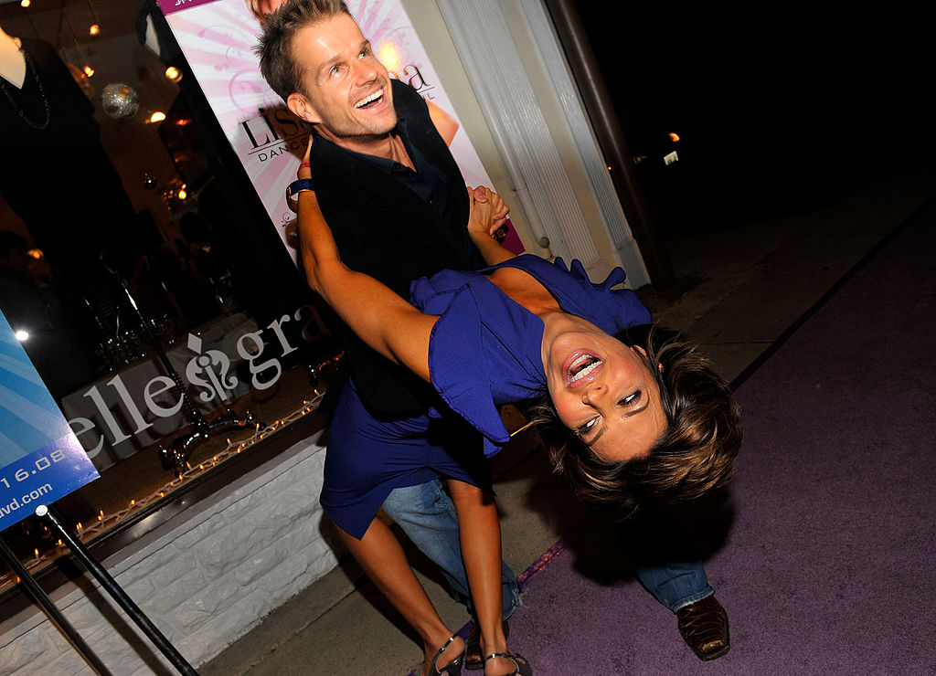 Louis And Lisa Rinna's DVD Release Party