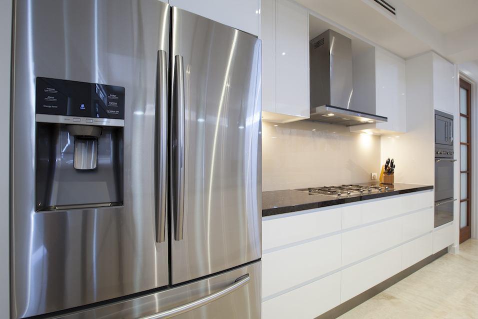 New luxurious kitchen