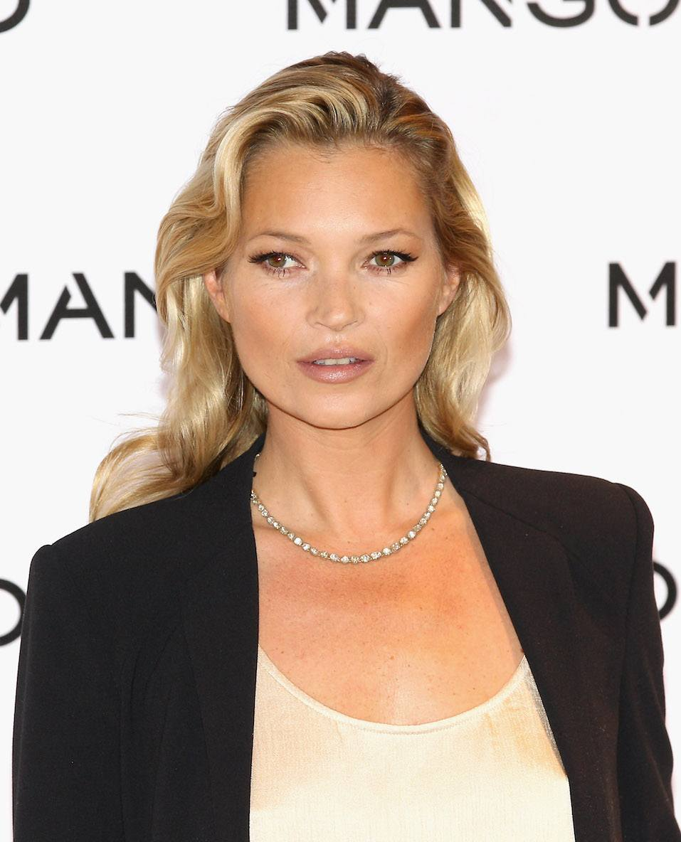 Mango Launches Kate Moss As The New Face Of Fashoin Brand