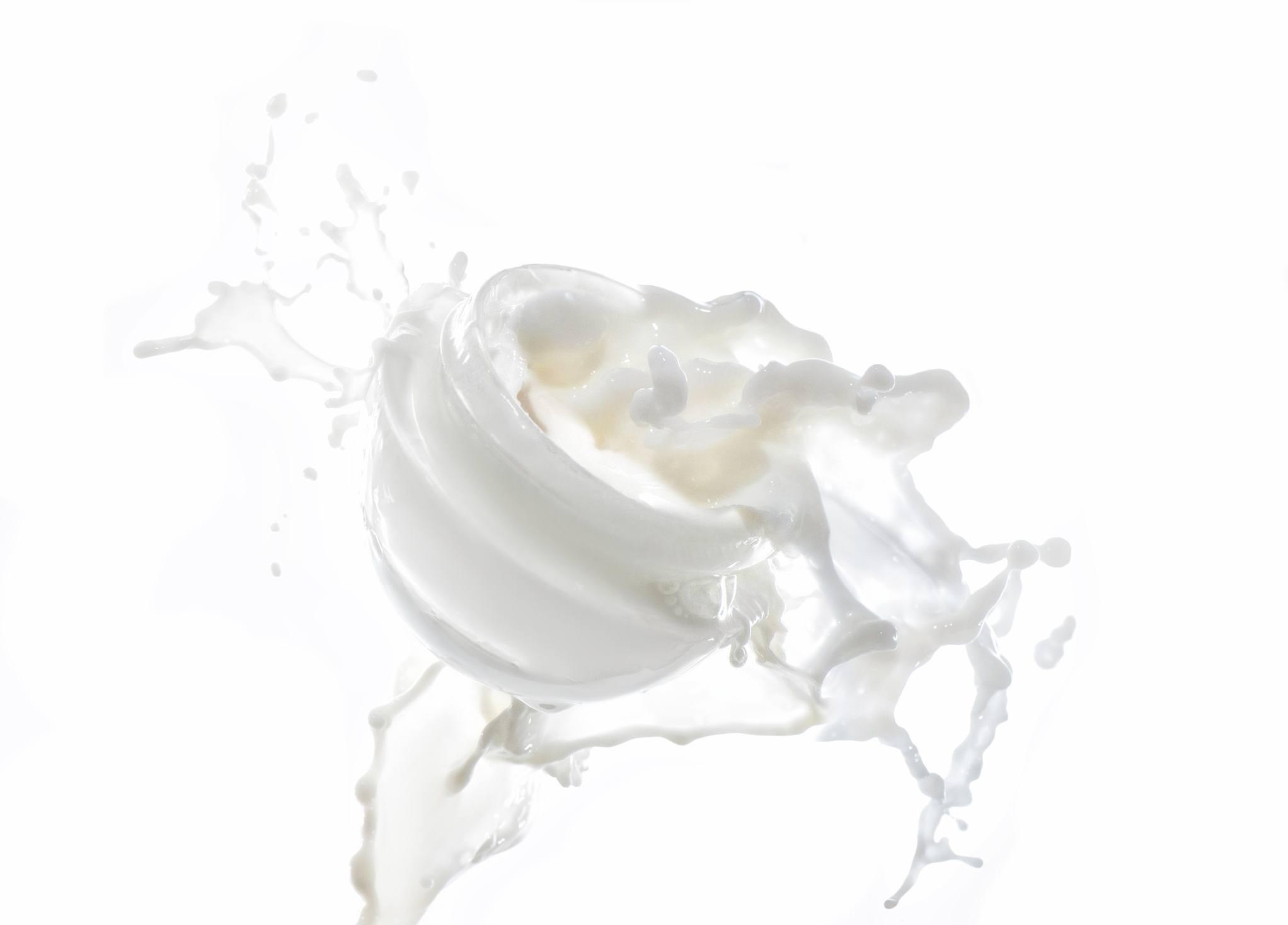 moisturizing milk in the big milk splash