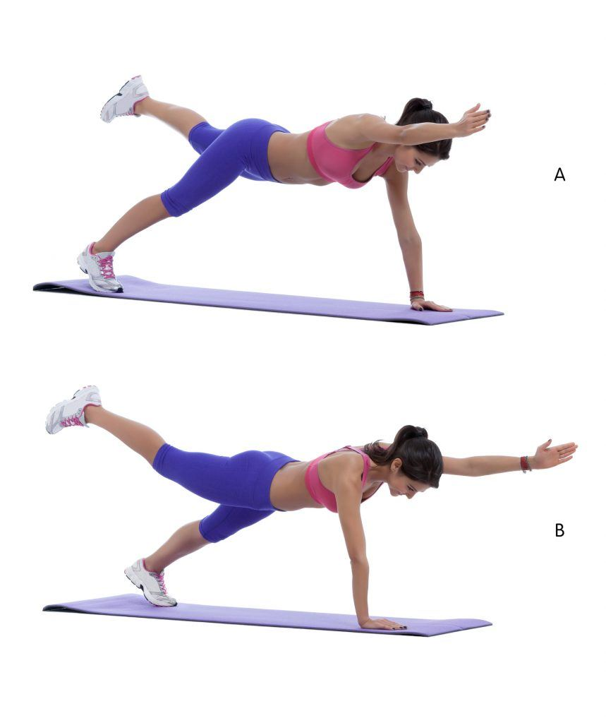 Step by step instructions for abs