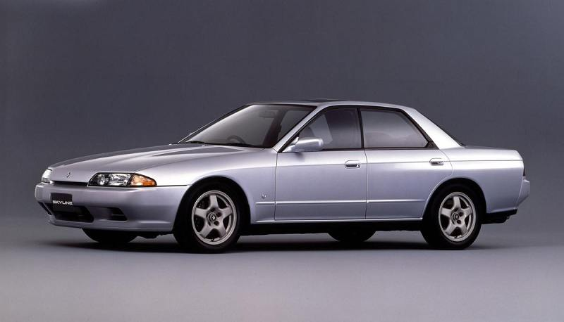 1995 Nissan Skyline 32R GTS-T