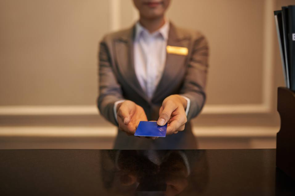 hotel smart card