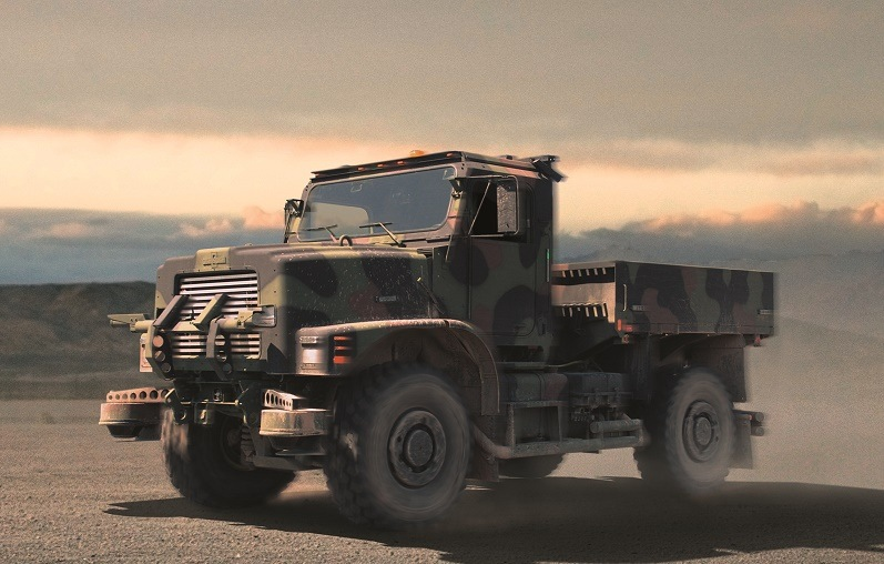 Terramax 14 drone vehicle