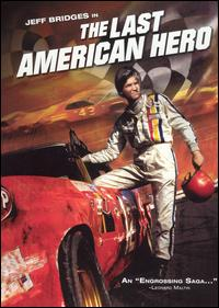 Promotional movie poster for The Last American Hero