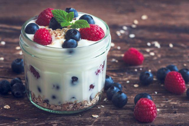 This yogurt is loaded with health benefits.