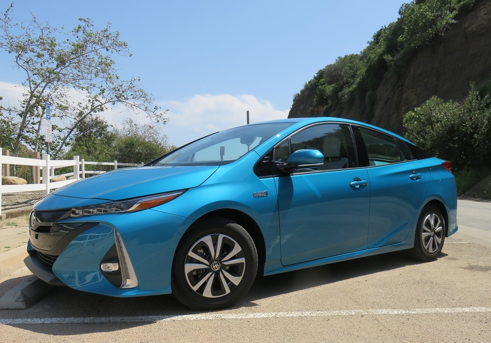 toyota prius prime 10 things to know about the first sensible plug in. Black Bedroom Furniture Sets. Home Design Ideas