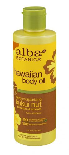 Alba Botanica Hawaiian Body Oil