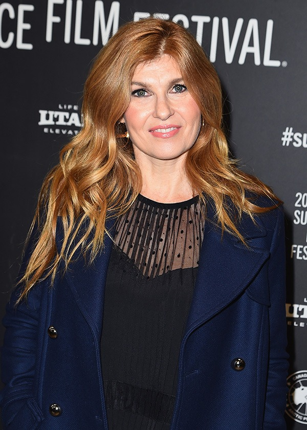 Connie Britton attends a premiere