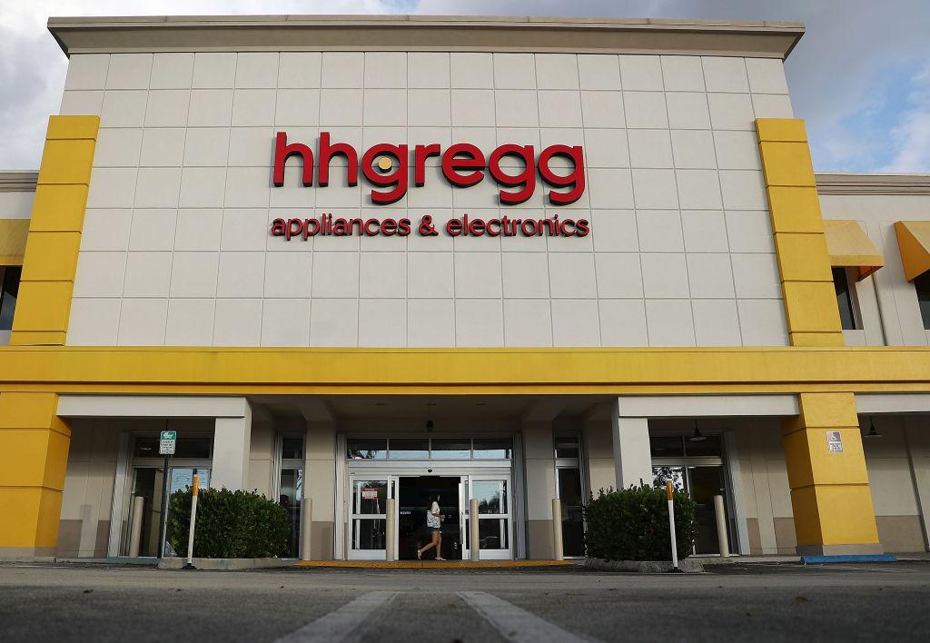 HHGregg store