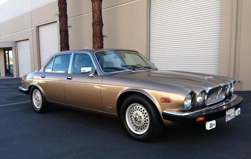 1988 Jaguar Xj12