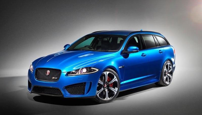 2014 Jaguar XFR-S Sportbrake