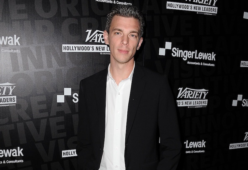 Director/producer Josh Boone attends Variety's New Leaders Event at Chateau Marmont's Bar Marmont