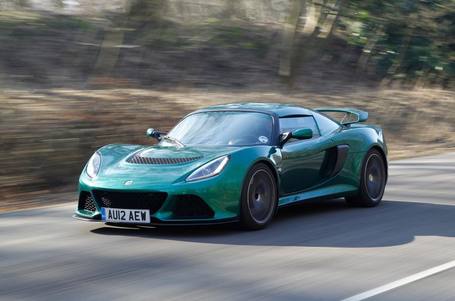 Exige S by Lotus (V6)