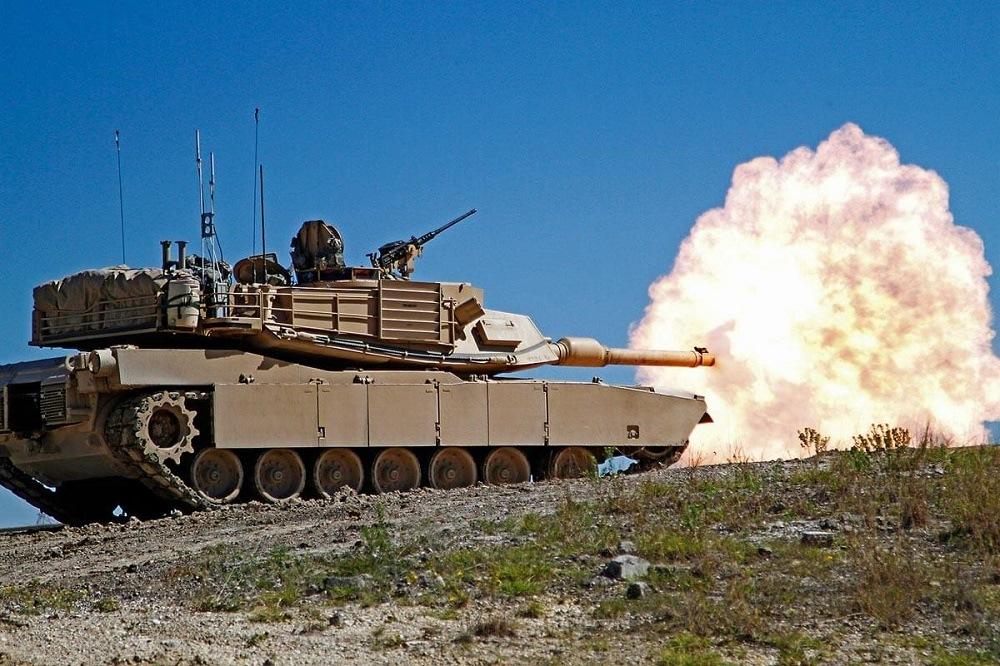 Abrams Main Battle Tank