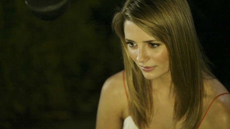 Mischa Barton as Marissa Cooper on The O.C.