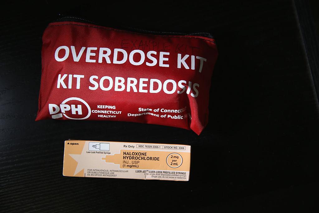 overdose kit