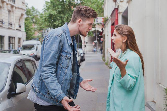 relationships difficulties, conflict in family