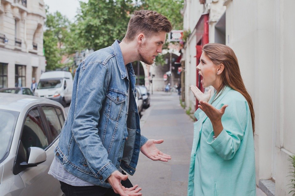 relationships problems, conflict in family