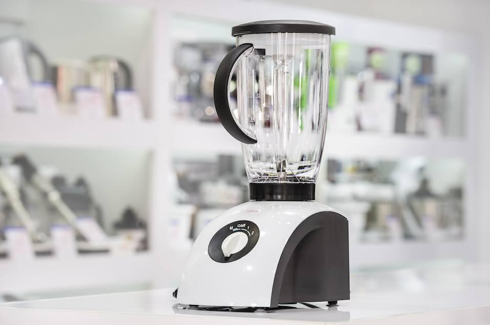 Single electric blender