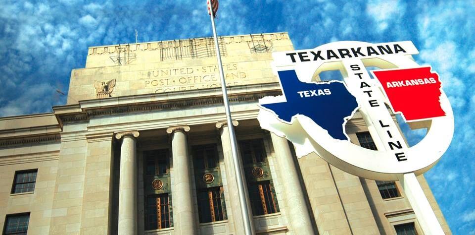 Texarkana Post Office