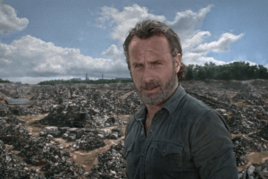 Andrew Lincoln Is Leaving 'The Walking Dead.' This Is the Salary Per Episode He's Giving Up.