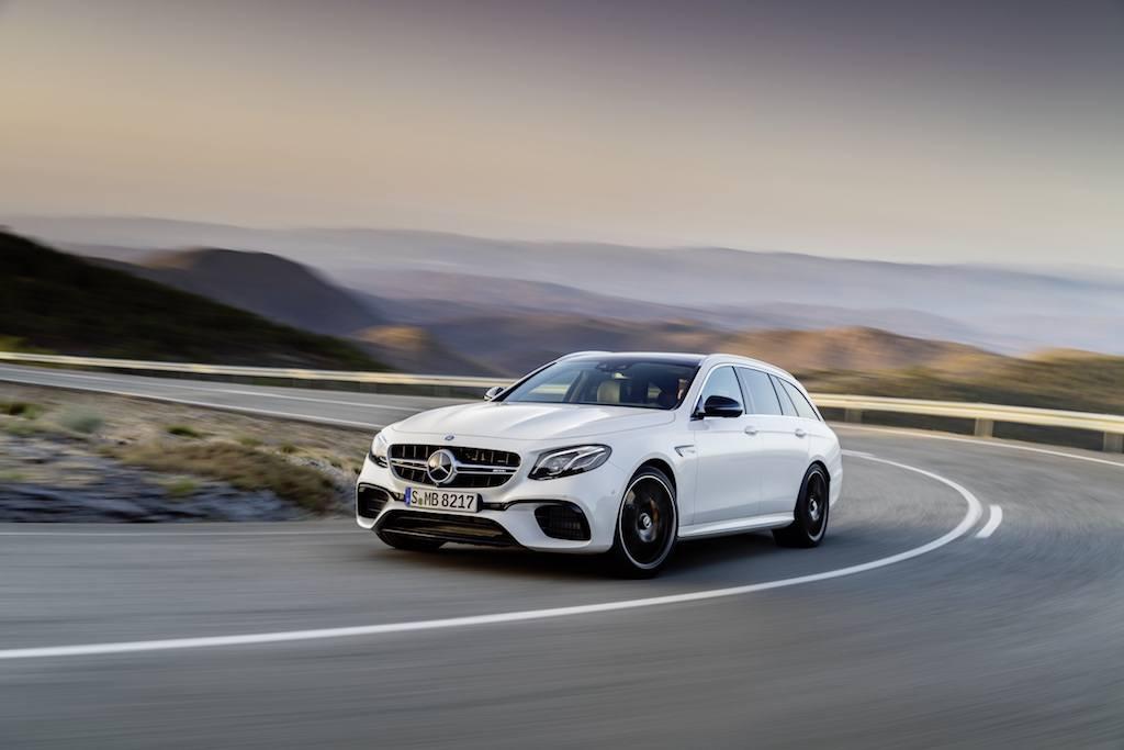 2018 Mercedes-AMG E 63 Wagon