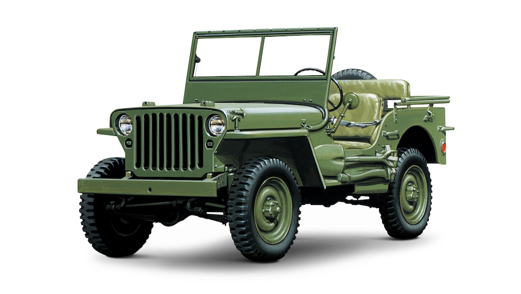 Willys-Overland MB