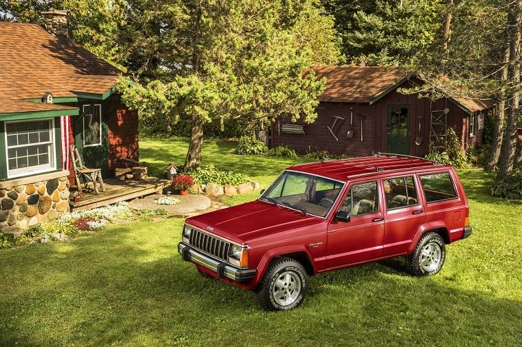 Jeep XJ Cherokee