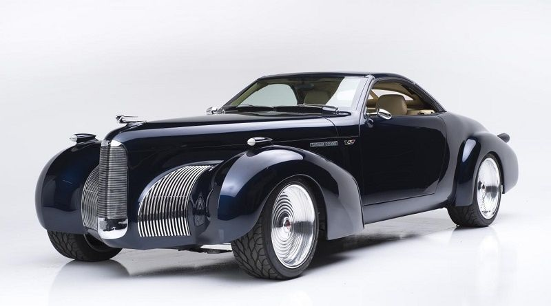 Custom Cadillac LaSalle C-Hawk Roadster from Bubba Watson's car collection