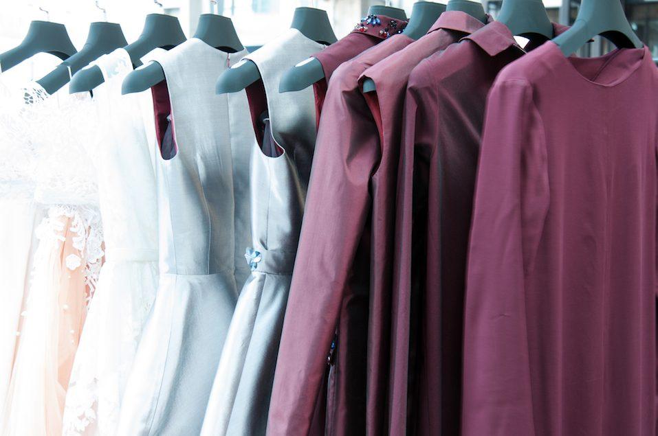 Fashion on a hanger