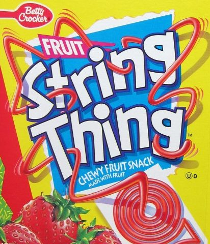 Fruit String Thing
